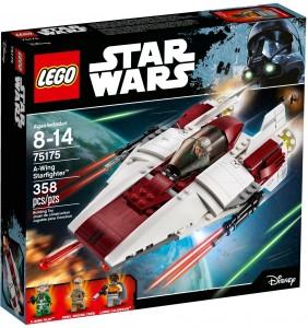 Конструктор LEGO Star Wars TM Винищувач A-Вінг