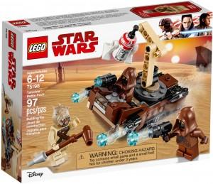 Конструктор LEGO Star Wars Татуїнський бойовий комплект